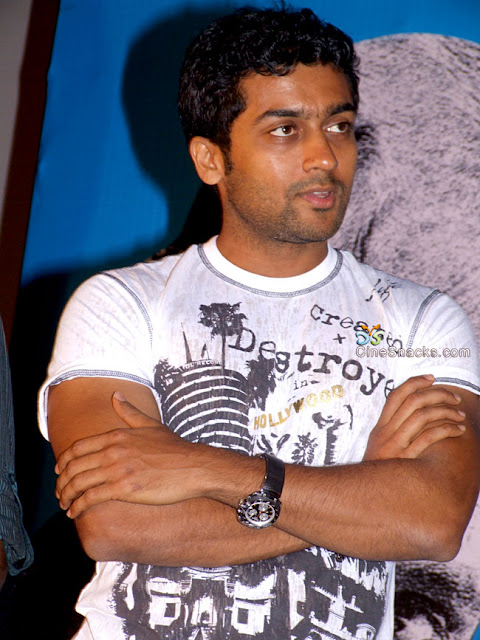Surya's Ayan Movie 16