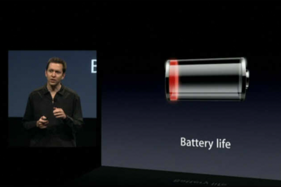 how to fix iphone 4s short battery life problem