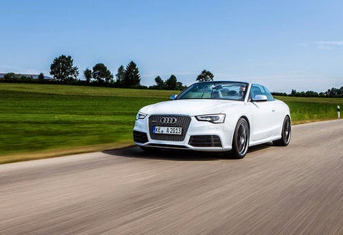New 2014 Audi RS5 Convertible By ABT Sportsline