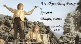 Tolkien Blog Party!!!!!!!