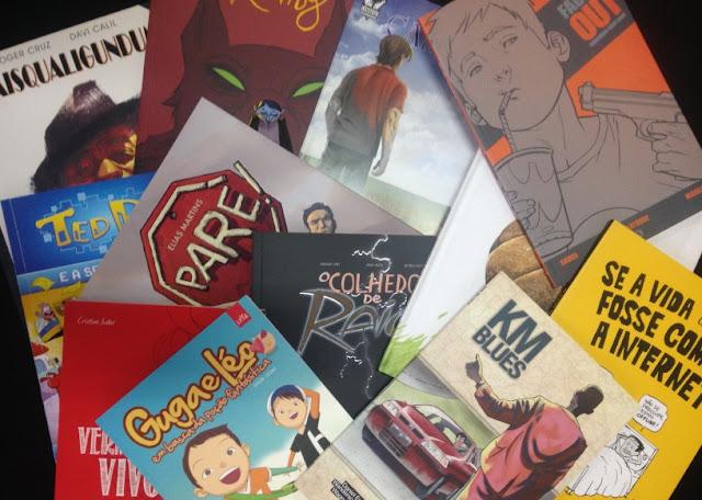 O programa de incentivo à cultura do Governo do Estado de São Paulo foi reconhecido pela premiação mais importante do País na área de histórias em quadrinhos