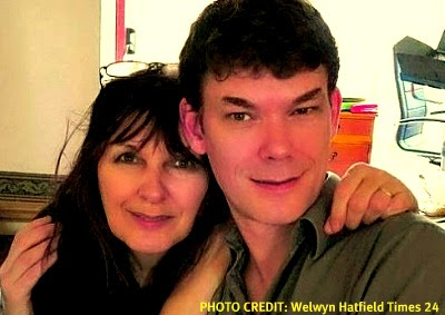 Janis Sharp with her son Gary McKinnon