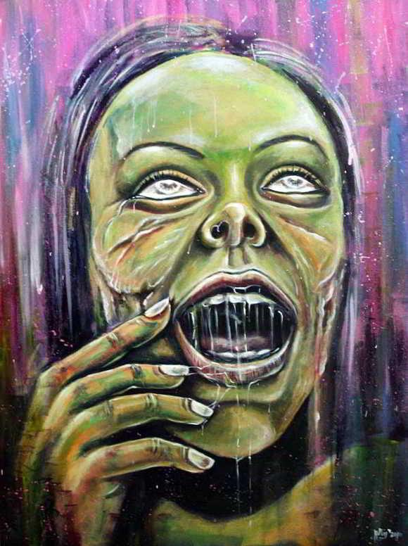 Kristy Anne Ligones  Artwork