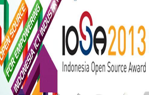 IOSA 2013 : Ajang Penghargaan & Kompetisi Open Source di Indonesia