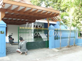 rumah dikontrakkan dekat kampus jogja
