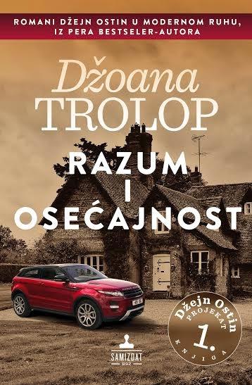 """U prodaji je novi roman u izdanju Samizdata B92 """"Razum i osećajnost"""" Džoane Trolop"""