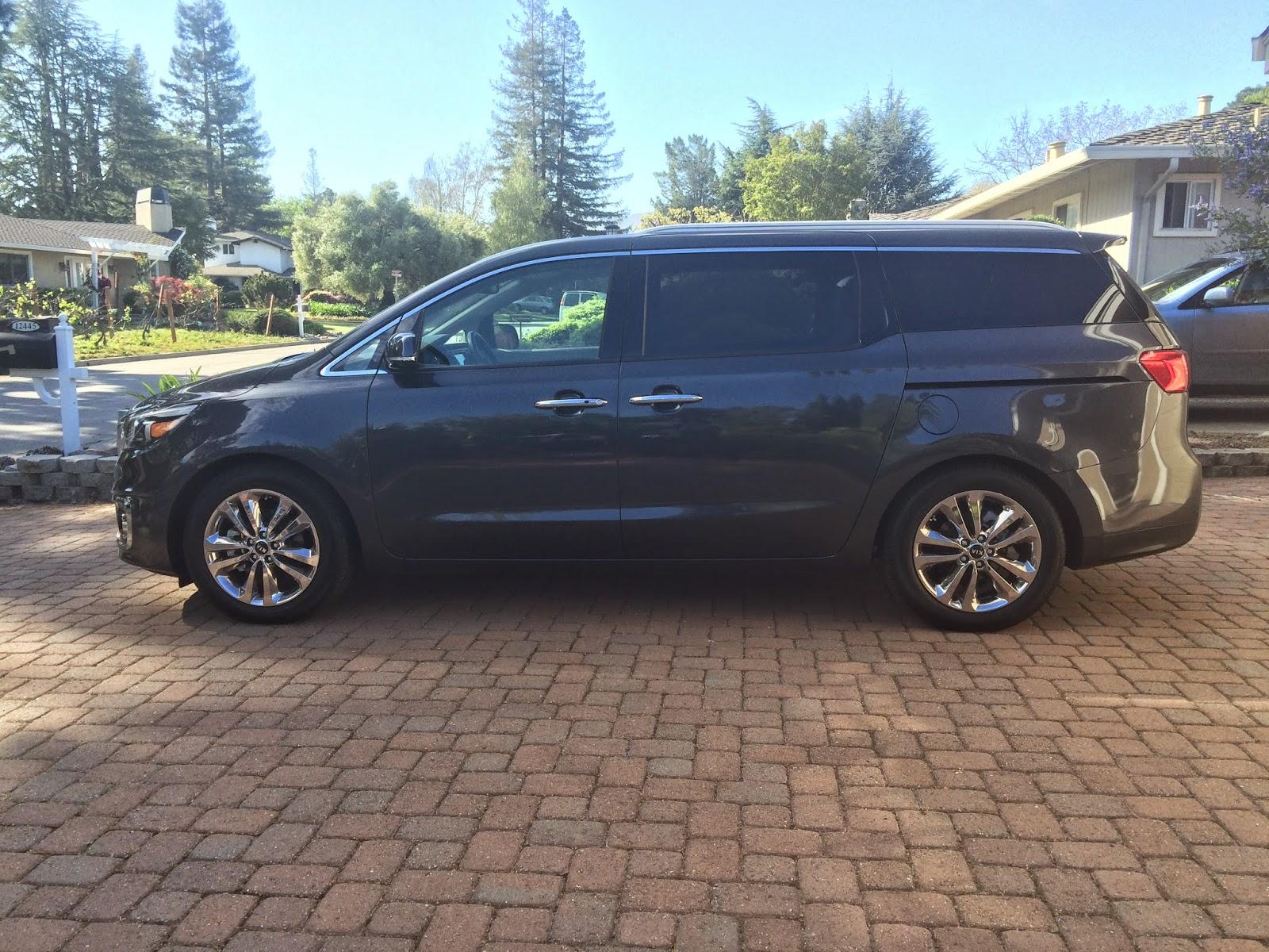 review sedona autoblog kia view rear
