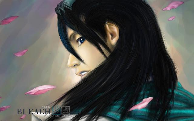 Byakuya Kuchiki Wallpaper 0018