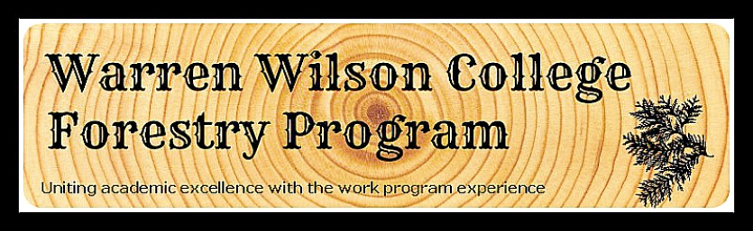 Warren Wilson College Forestry Program