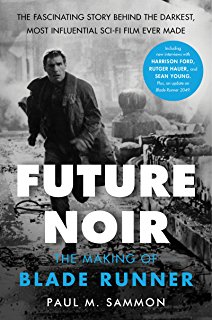 "Get your copy of the latest edition of ""Future Noir: The Making of Blade Runner""!"