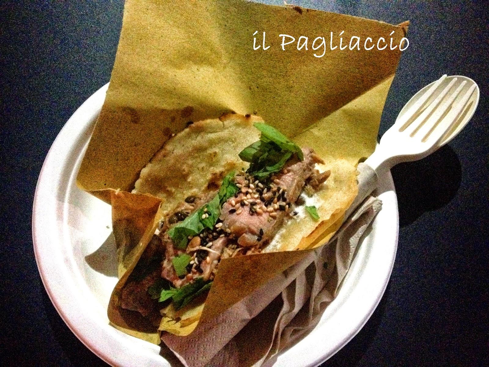 Agnello, caprino, lenticchie e tacos chef antony genovese