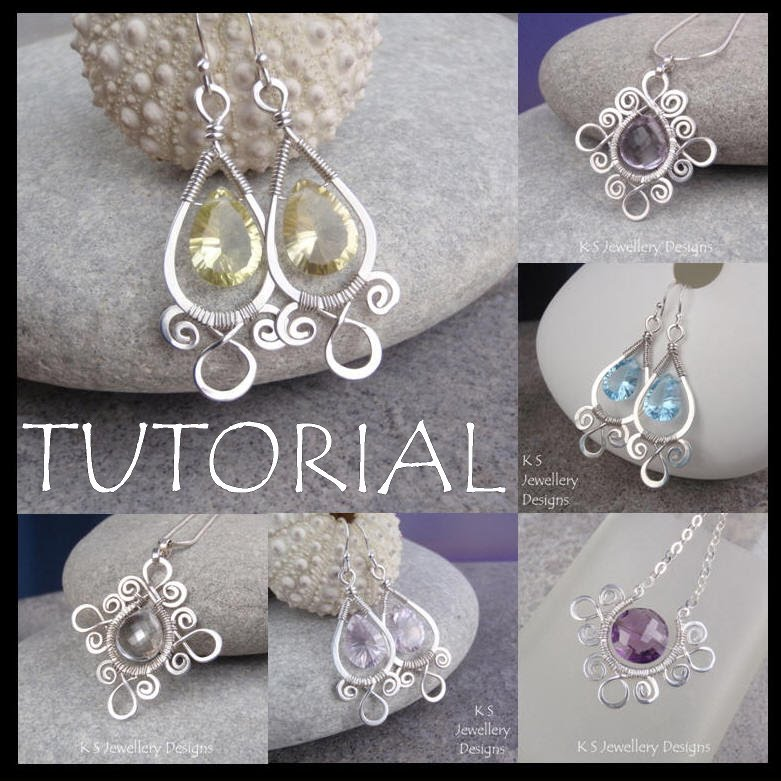 Wire Jig Patterns & Projects - Jewelry Making Beads, Wire, Beaded