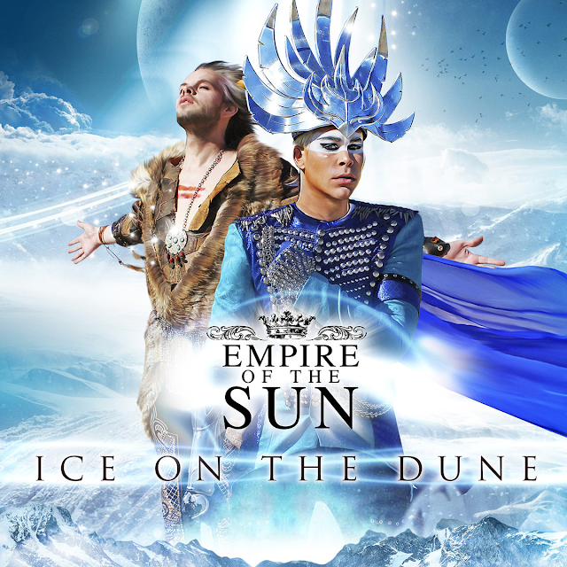 Empire Of The Sun - Ice On The Dune - copertina tracklist traduzioni testi video download
