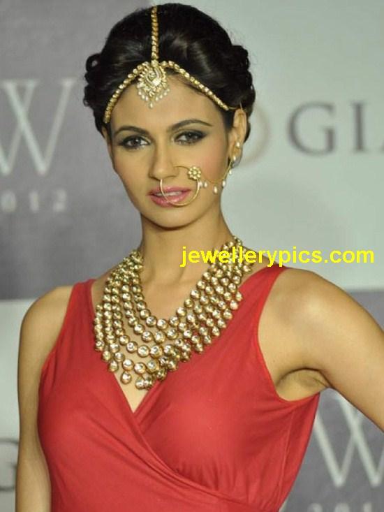 IIJW 2012 Top 15 Best Jewellery Pieces Kundan Jewellery