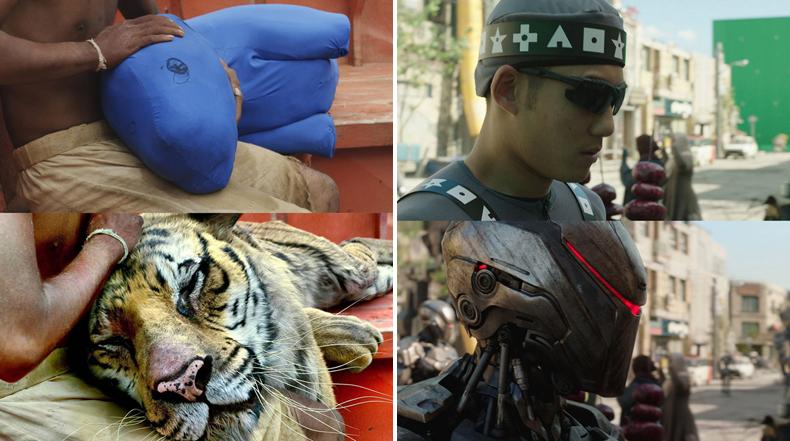 40 imagenes de un antes y un después que demuestran el poder de Efectos Visuales