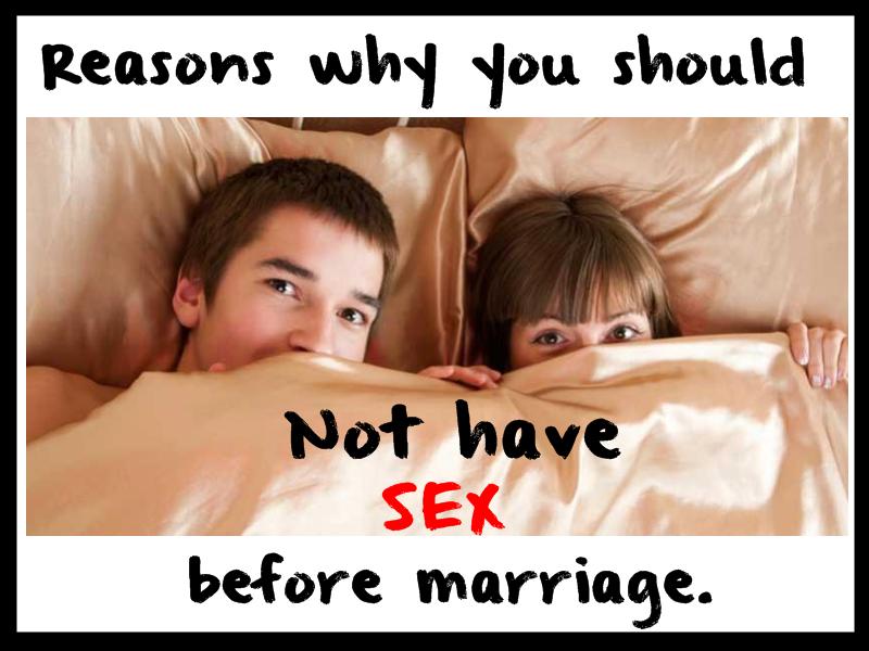 Seks Sebelum Menikah