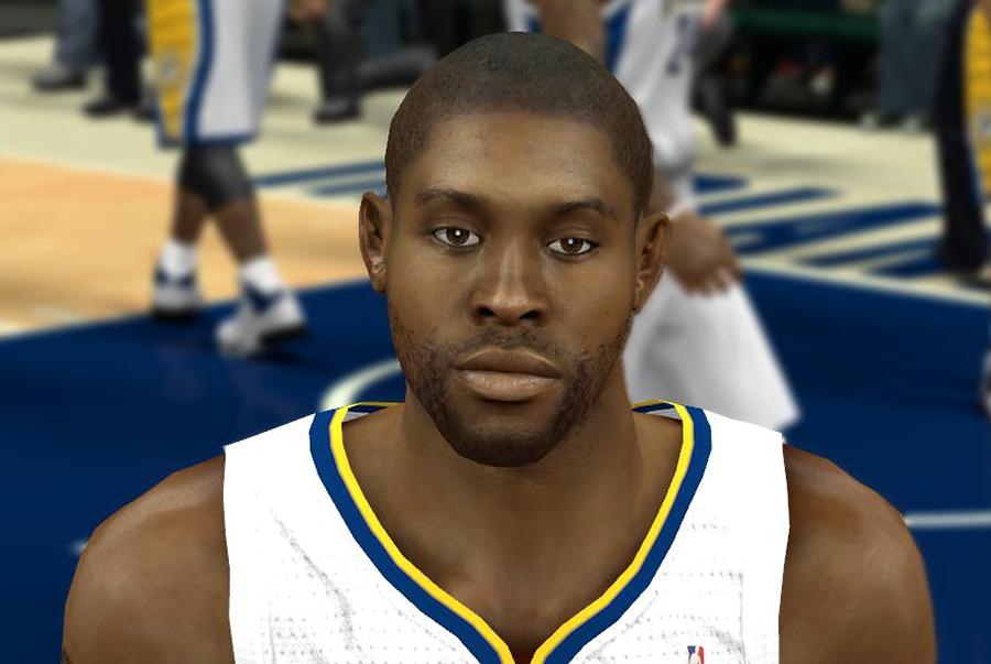 NBA 2K14 CJ Watson Face Mod