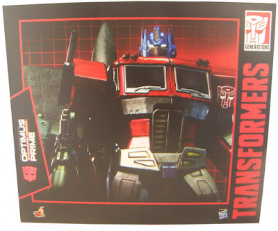Masterforce Hot Toys Optimus Prime review