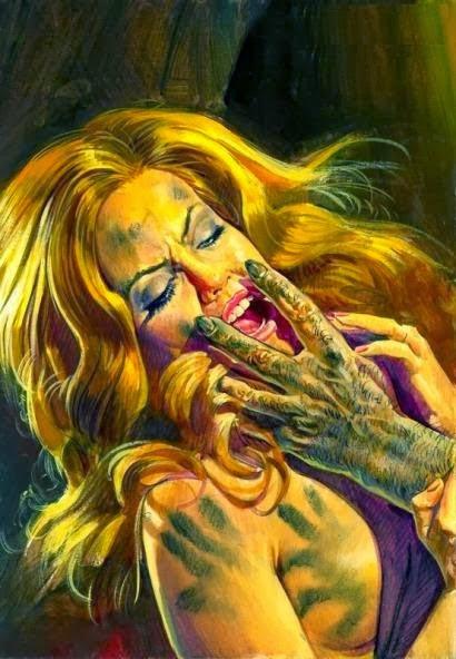 Cover Gallery: Terror Gigante