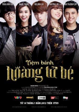 Phim Tiệm Bánh Hoàng Tử Bé - Tiem Banh Hoang Tu Be