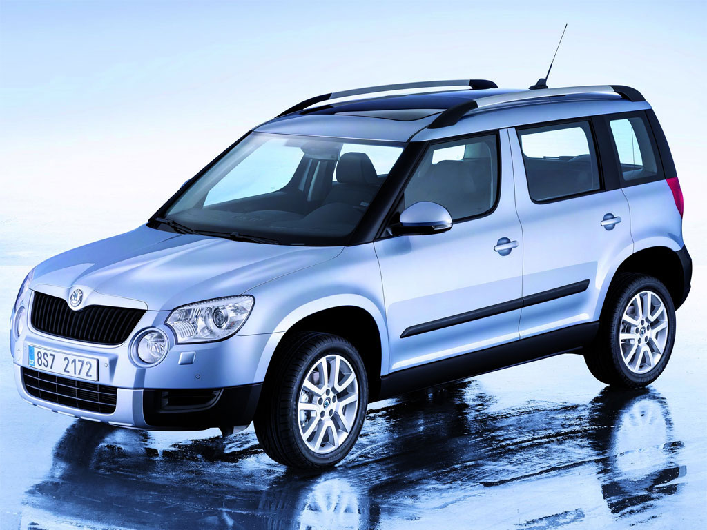 wallpaper skoda yeti car wallpapers. Black Bedroom Furniture Sets. Home Design Ideas