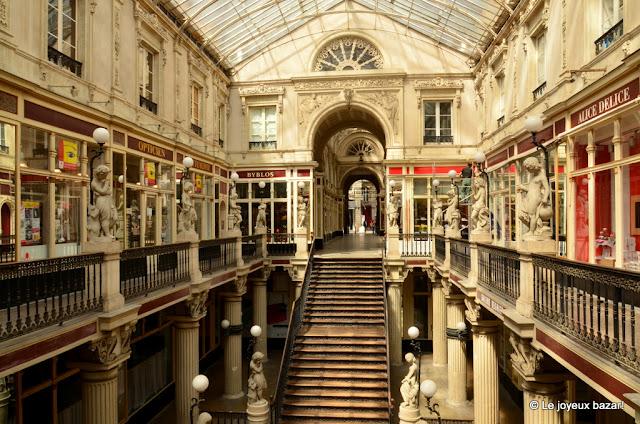 Le Voyage à Nantes - le passage Pommeraye