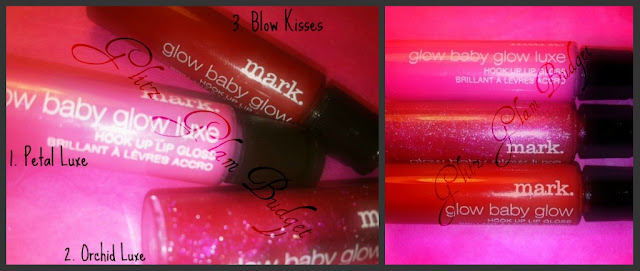 Mark Lip Glosses