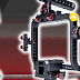 Rolleiflex terug van weggeweest met nieuwe camera cage