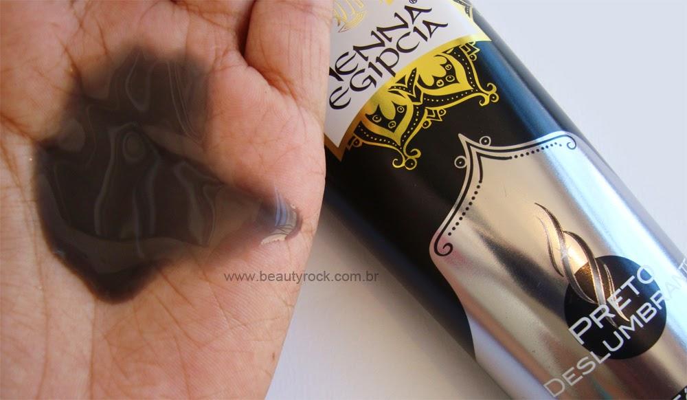 Resenha: Shampoo Henna Egípcia Preto Deslumbrante
