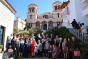 Προσκυνηματική εκδρομή της Ενορίας μας στην Παναγία τη Μαλεβή και στην Αγ. Θεοδώρα Βάστα Αρκαδίας