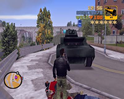 شرح تحميل لعبة gta 3/جاتا 3/Grand Theft AutoIII GTA3_5
