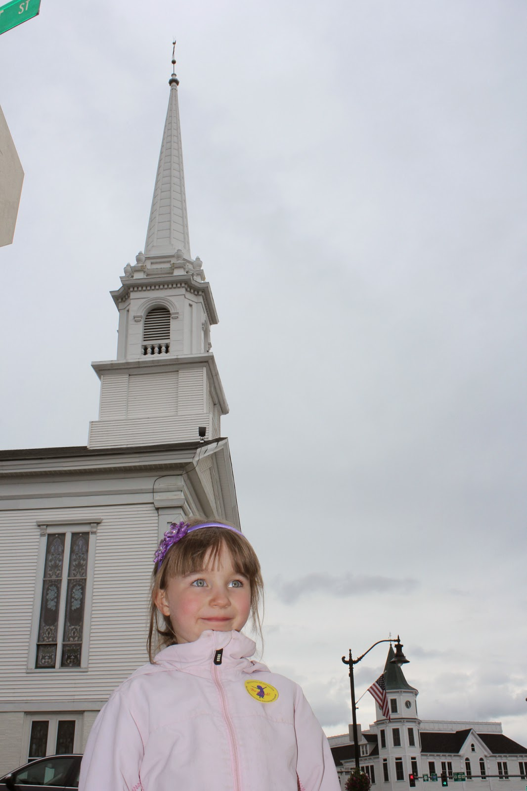 Church on Main St. Littleton NH