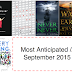 Most Anticipated // September 2015 - Book Briefing