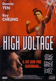 Á Châu Cảnh - Asian Cop: High Voltage