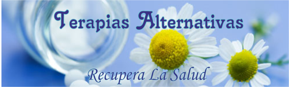 TERAPIAS  ALTERNATIVAS
