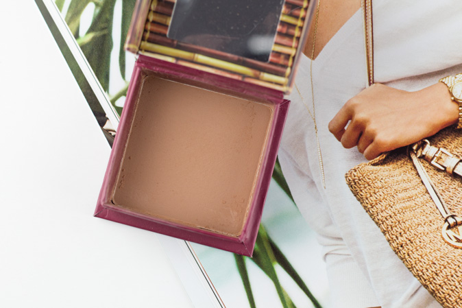 hoola bronzer benefit review