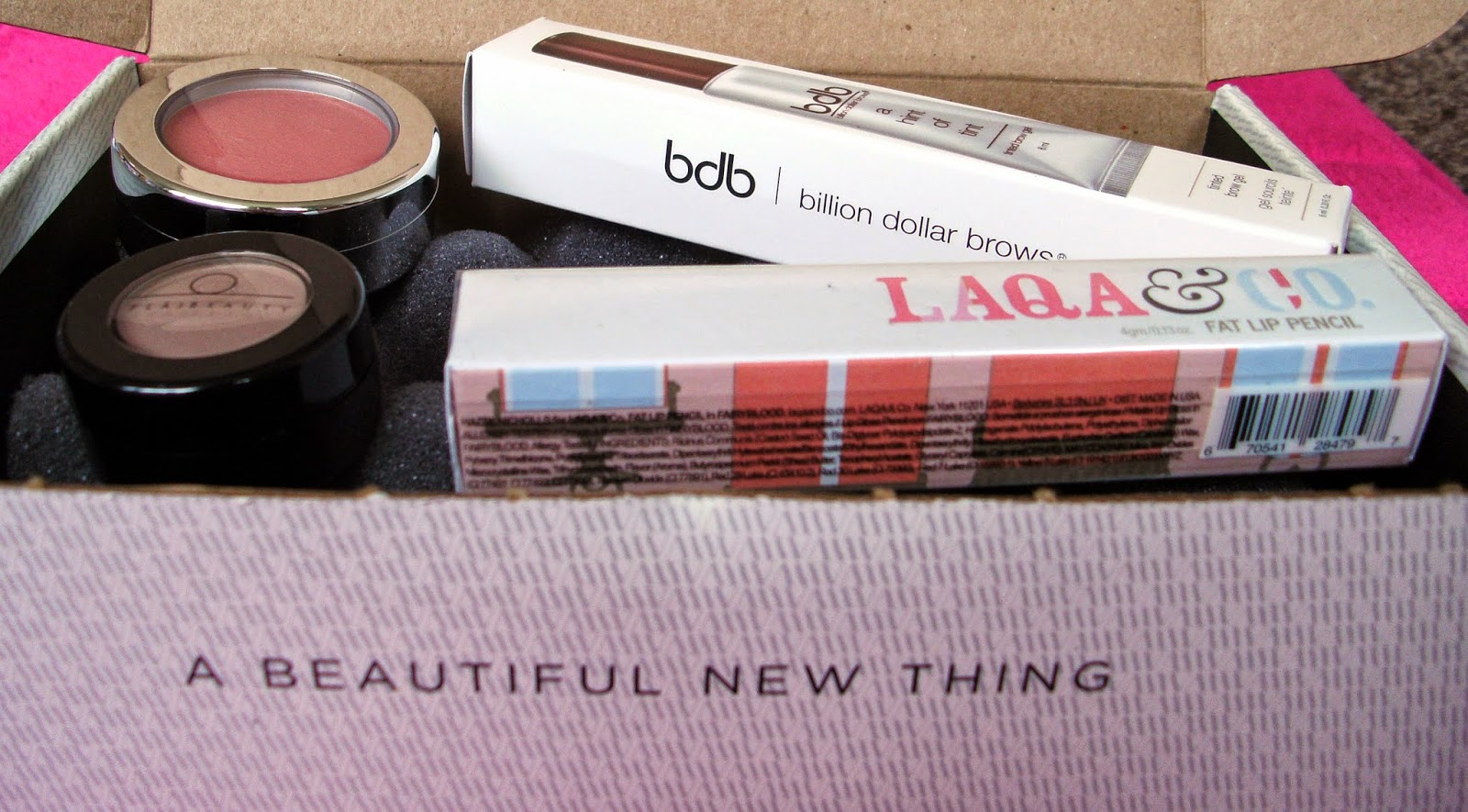 Wantable March Makeup Box Review