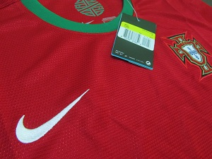 detail jersey euro 2012 portugal