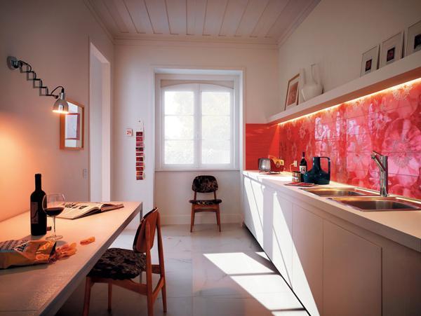 Desain Interior Dapur Rumah Minimalis Terbaru 2014