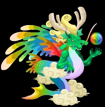 Breeding Pure And Legend Dragon