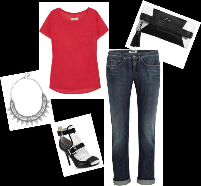 VipandSmart look con jeans básico 3