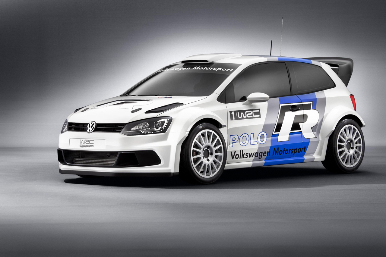 video volkswagen polo r wrc testing in finland. Black Bedroom Furniture Sets. Home Design Ideas