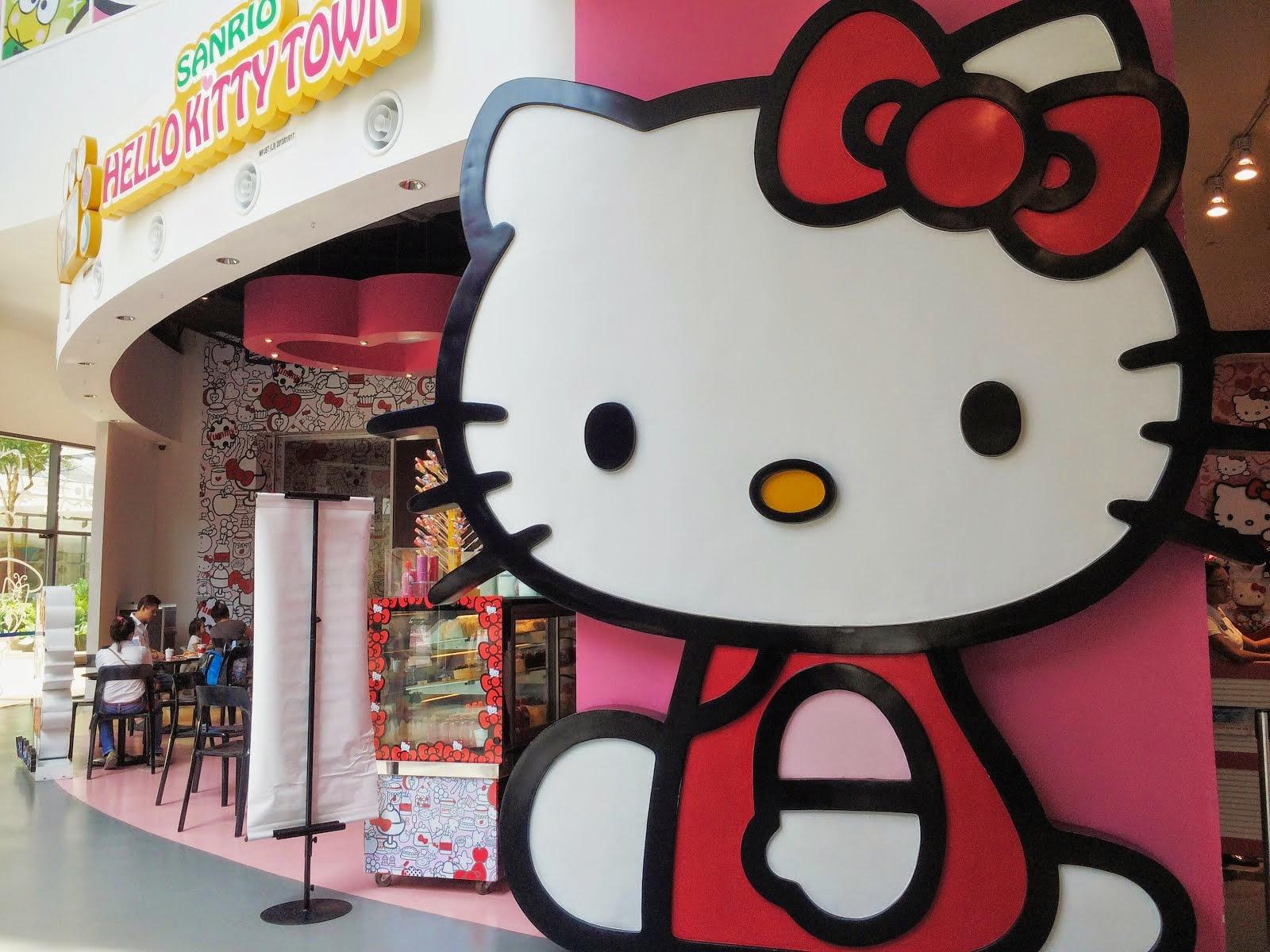 HELLO KITTY TOWN - Johor