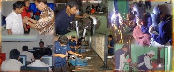 Pelatihan tenaga kerja BLKI Semarang