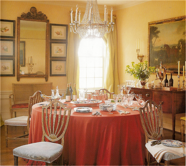 Romantic Rooms And Decorating Ideas: Key Interiors By Shinay: Romantic Dining Room Design Ideas