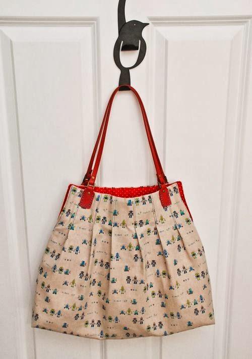 Bolsa De Viagem Em Tecido Passo A Passo : Dica de costura fifia bolsa em tecido passo a