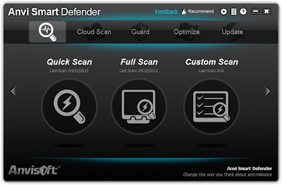 Anvi Smart Defender, freeware , prevention against maleware, freewares, security softwares,