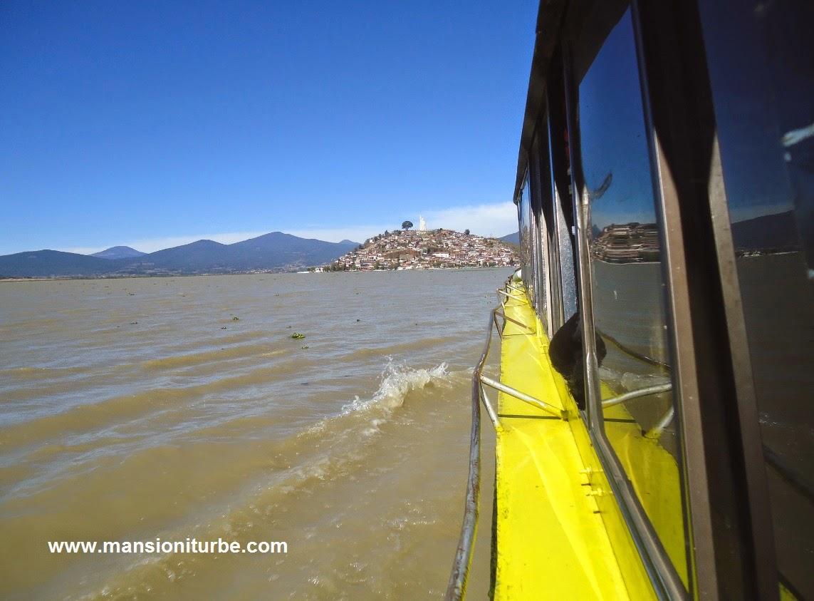 Recorrido a la Isla de Janitzio en el Lago de Pátzcuaro