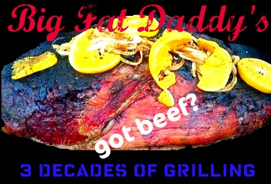 Big Fat Daddy's Pit Beef BBQ Barbecue Barbeque Blog