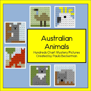 https://www.teacherspayteachers.com/Product/Australian-Animals-Hundreds-Charts-1816324